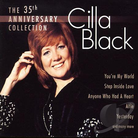 Cilla Black - The 35th Anniversary Collection (1998)