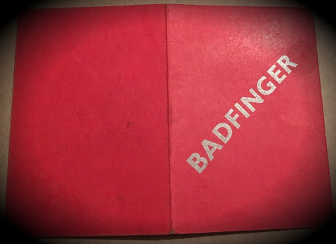 Badfinger Fan Club Membership Card