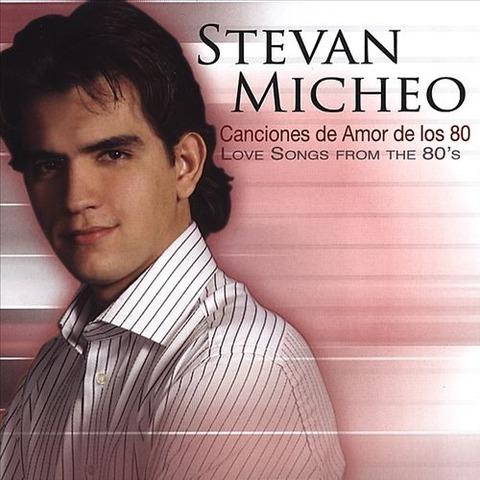 Stevan Micheo - Canciones de Amor de los 80