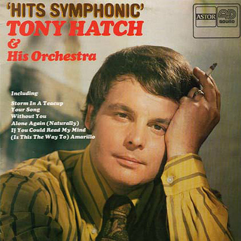 Tony Hatch - Astor