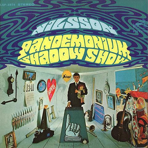 Nilsson - Pandemonium Shadow Show (1967)