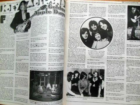 Vintage Guitar Magazine (August 1996)