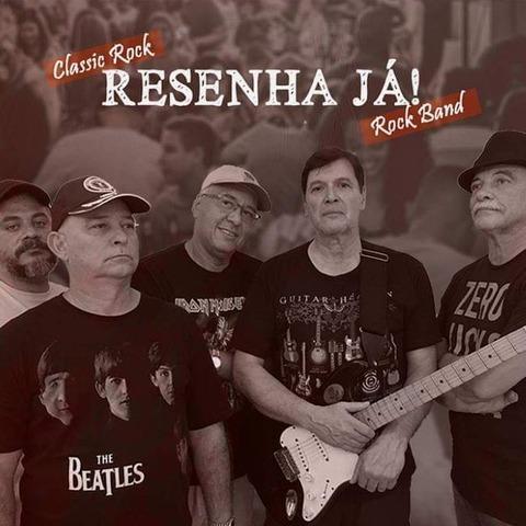 Resenha Já! Rock Band