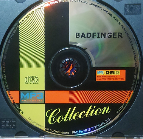 Badfinger ‎- MP3 Collection r