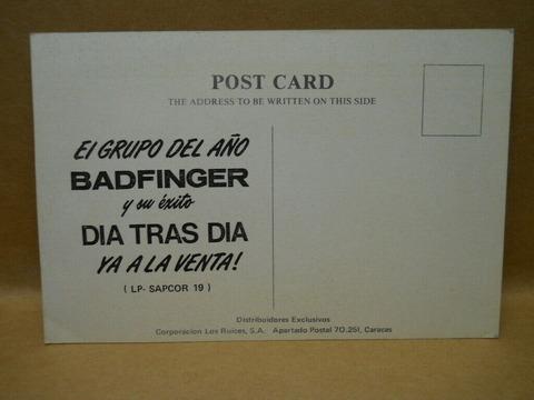LP-SAPCOR 19 Post Card Venezuela a