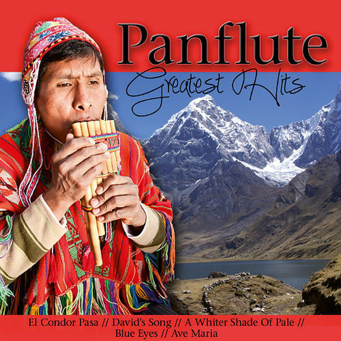 Panflute Greatest Hits