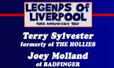 Legends of Liverpool
