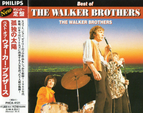Best of the Walker Brothers 1996