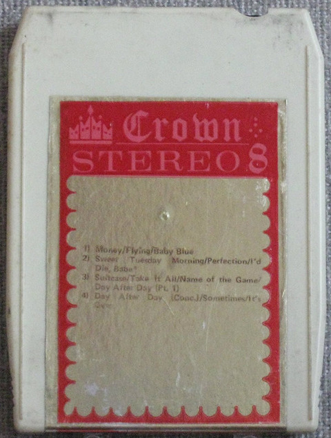 8-Track Straight Up Crown