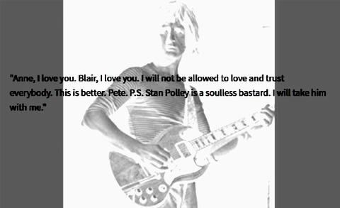 Last Words - Pete Ham