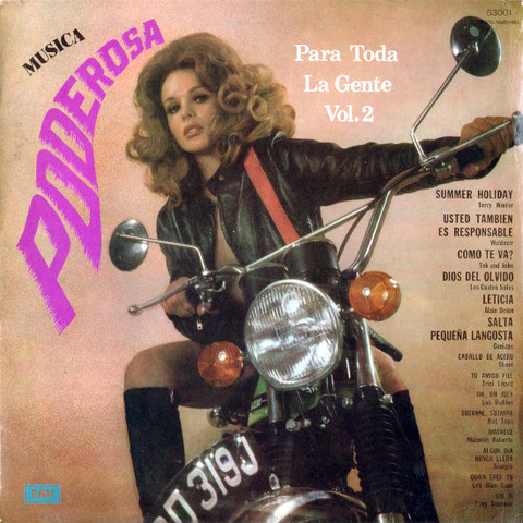 Tony Rondeau - Para Toda La Gente Vol 2