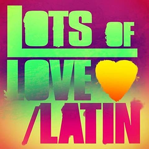 Carlos Javier Beltrán - Lot's of Love - Latin