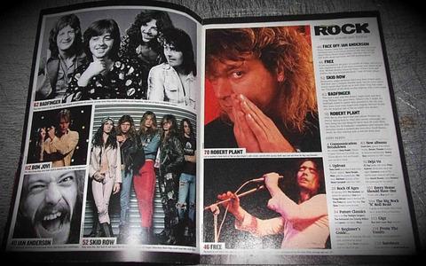 Classic Rock #62 (Jan 2004) badfinger