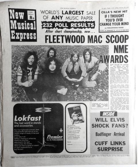 NME #1202 (January 24, 1970) b