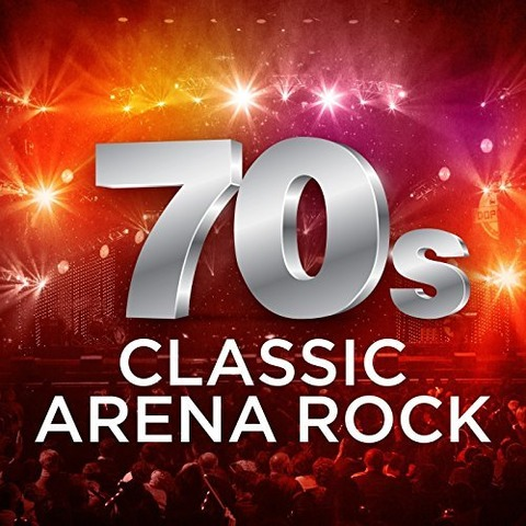 Come Down Hard 70s Classic Arena Rock