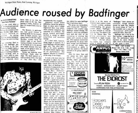 Michigan State News (Feb 27, 1974)