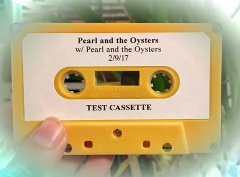 Pearl & the Oysters test cass