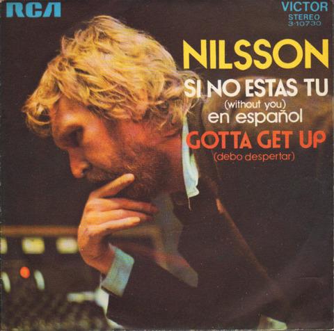 Nilsson - Si no estas tu (1971)