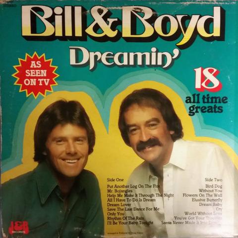 Bill & Boyd - LP a