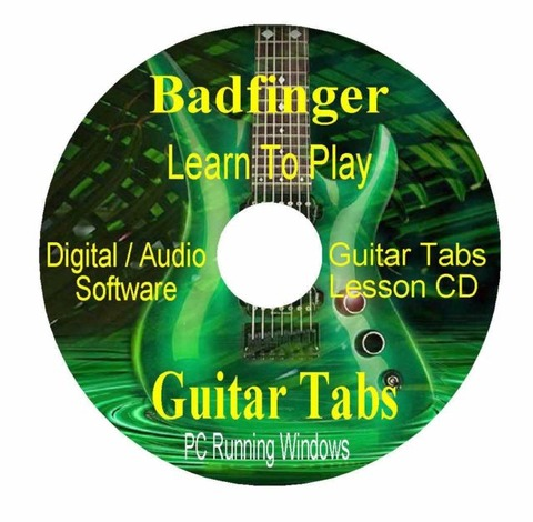 Badfinger Tabs and Chords