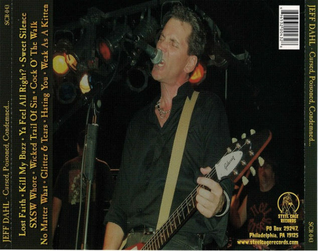 Jeff Dahl No Matter What 2005 Badfinger Covers