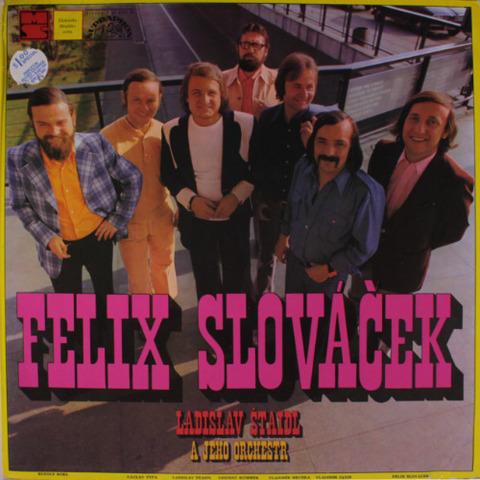 Felix Slováček Supraphon