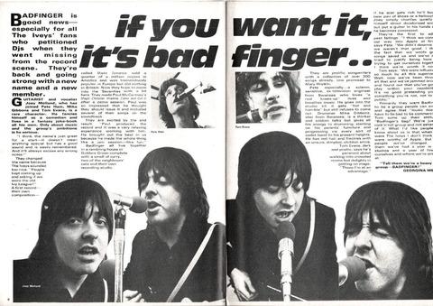 Fabulous 208 (February 7, 1970) badfinger