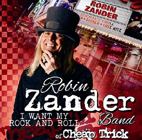 Robin Zander Band - I Want My Rock And Roll
