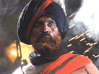 Pat Roach - Chief Guard Indiana Jones
