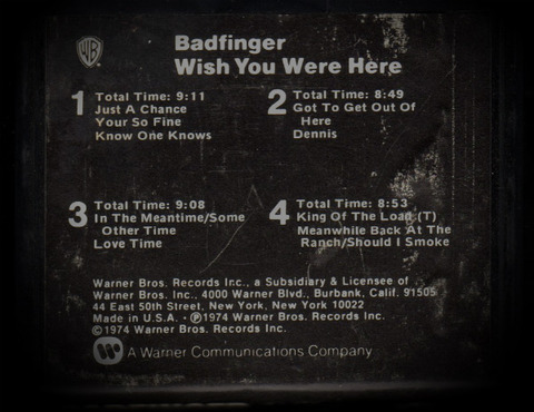 Wish You Were Here 8tr