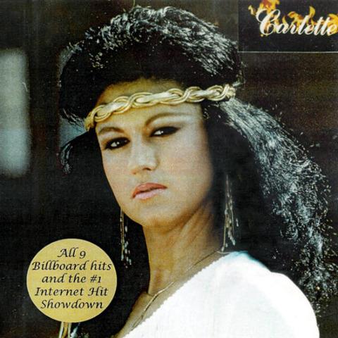 Carlette - The Anthology CD