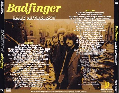 Badfinger - Rare Anthology b