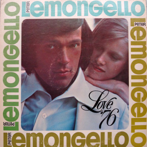 Peter Lemongello Love '76