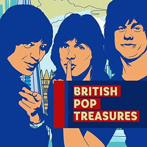 Sympathy British Pop Treasures
