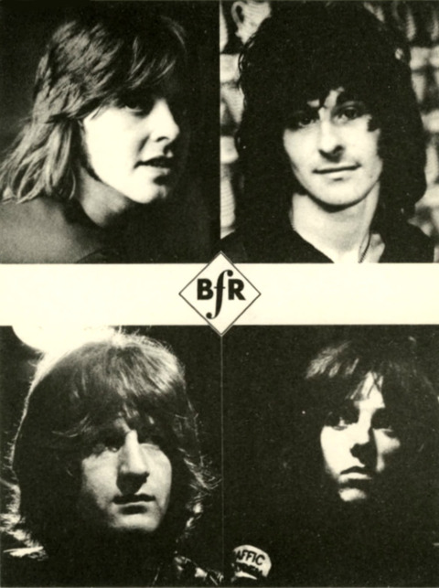 A UK Badfinger Fan Club Apple Records promotional card 1970
