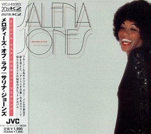 Salena Jones - Melodies of Love VICJ 60365