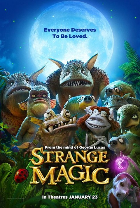 Strange Magic (January 23, 2015)