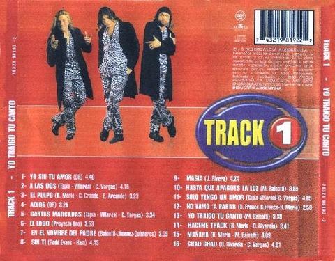 Track 1 - Yo traigo tu canto b