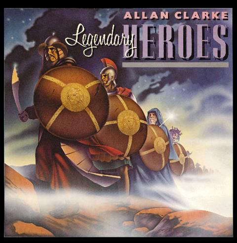 Allan Clarke - WOU267