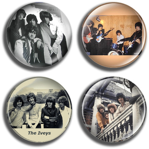 badge 009-12 Iveys