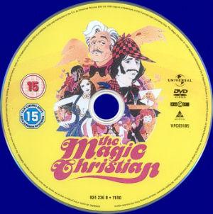 The Magic Christian DVD 88m 2006 d