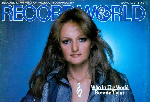 Record World 1978-07-01 Bonnie Tyler