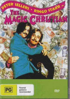 The Magic Christian DVD 101min 2011
