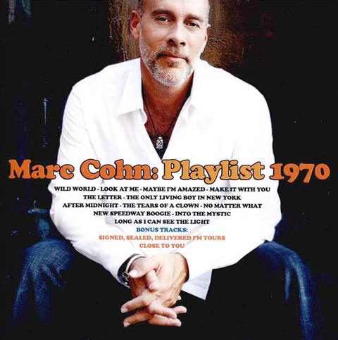 Marc Cohn Playlist 1970 2 bonus