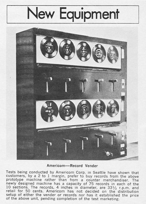 pocket disc vending machine