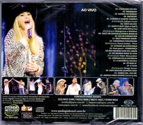 Jayne Amigos para Sempre CD b