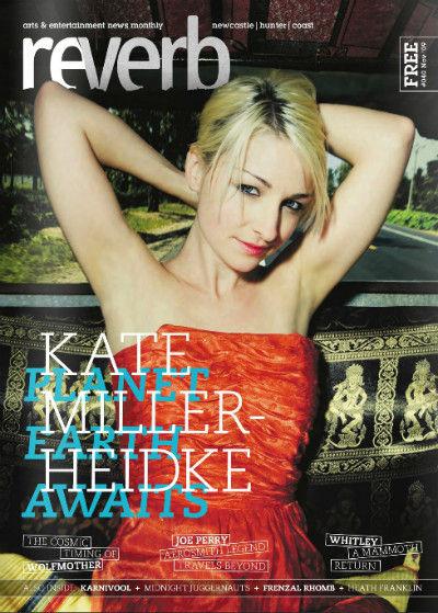 Reverb Magazine #40 2009 cover