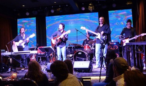 Straight Up The Songs Of Badfinger Returns to Bogies