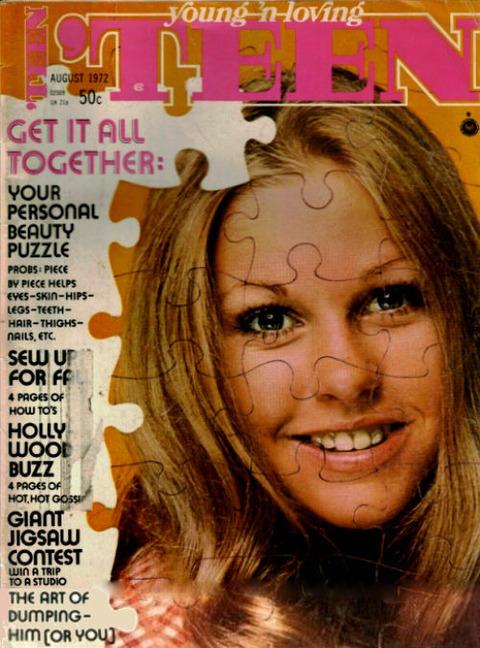 Teen Magazine (August 1972) b