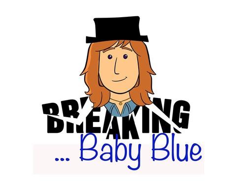 Breaking Baby Blue